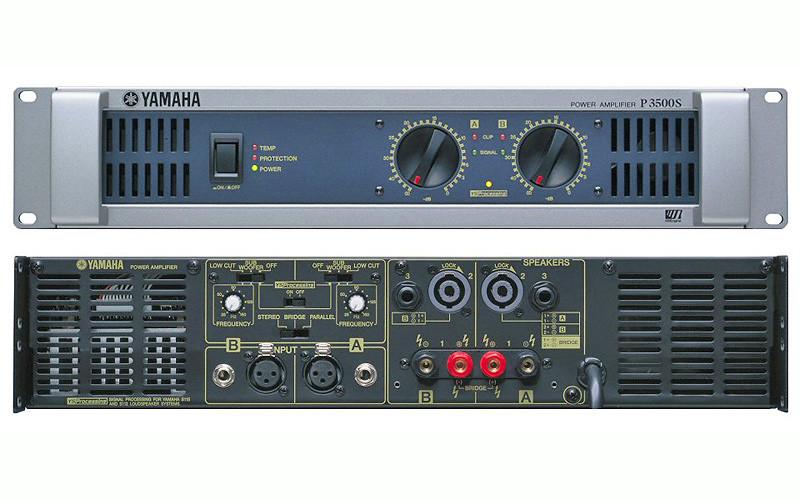 Усилитель мощности YAMAHA P5000S