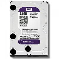 Жесткий диск для видеонаблюдения 4Tb Western Digital Purple WD40PURZ