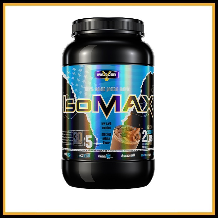 Maxler IsoMax 908 g ISOLATE (ваниль)