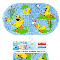 "Valiant Детский коврик для ванны ""УТЯТА"", фото 1"