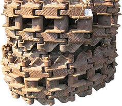Комплект гусениц Т-4