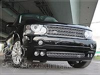 Обвес Verge на Range Rover Vogue, фото 1
