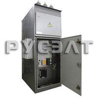 Комплектные распределительные устройства наружной установки КРН с ВВ/TEL-10-20/1000 + шкаф учета