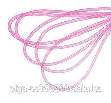 Регилин  круглый. Розовый 4 мм. Creativ 1291