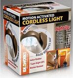 Светильник беспроводной с датчиком движения Ideaworks 82-6676, фото 2