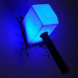 """Настенный светильник """"Молот Тора"""", фото 2"""