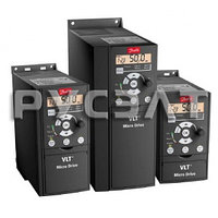 Частотный преобразователь Danfoss VLT Micro Drive FC51-132F0003 0,75кВт, 4,2А