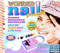 Принтер для ногтей Wonder Nail