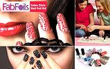 Украшения для ногтей Fab Foils , наклейки для ногтей, фото 3
