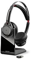 Bluetooth стерео гарнитура Poly Plantronics Voyager Focus UC, B825 (202652-01), фото 1