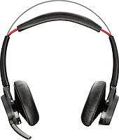 Bluetooth стерео гарнитура Poly Plantronics Voyager Focus UC, B825, no stand (202652-03), фото 1