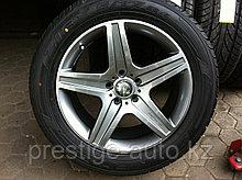Диски AMG R20 на Mercedes Gelendevagen 463