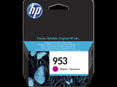 HP F6U13AEHP , Оригинальный струйный картридж, Пурпурный HP 953.