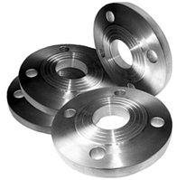 Фланец стальной плоский приварной (тонкие, облегченные, не ГОСТ) Ду 100 Ру 10
