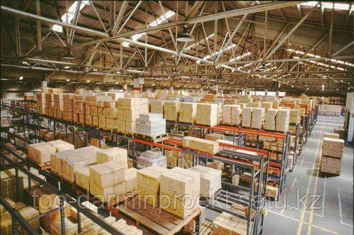 Проектирование зданий и помещений для склада