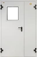 Металлическая противопожарная дверь ДПС2-60