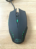Мышь проводная игровая  R-horse fc-5205, фото 2