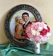 """Свадебный букет-дублёр """"Розовый шик"""", фото 1"""