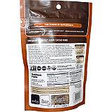 Натуральная крупка из сладкого шоколада, какао-крупка, 113 гр, Navitas Naturals, фото 2
