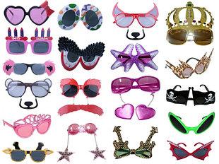 Карнавальные и тематические очки