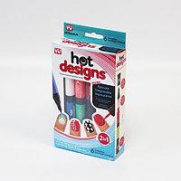 Набор для дизайна ногтей Hot designs (Хот-дизайн)