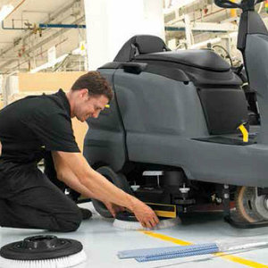 ремонт и обслуживание уборочного оборудования