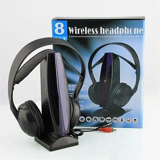 Беспроводные наушники Wireless Headphone 8 в 1 с микрофоном и радио SF-880