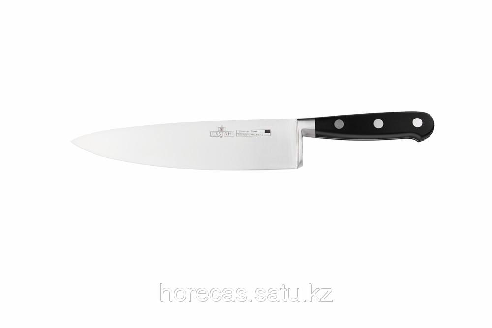 Нож шеф-повара 200 мм Master Luxstahl [XF-POM117]