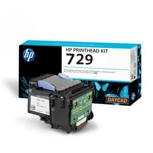 HP F9J81A Комплект для замены печатающей головки HP 729 для DesignJet T730, T830