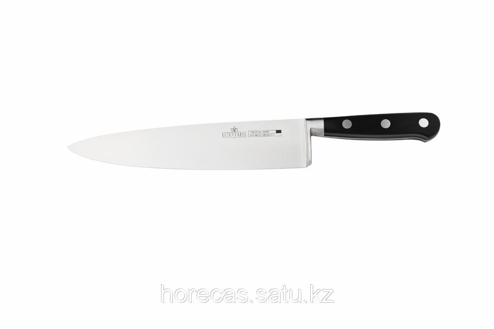 Нож шеф-повара 230 мм Master Luxstahl [XF-POM118]