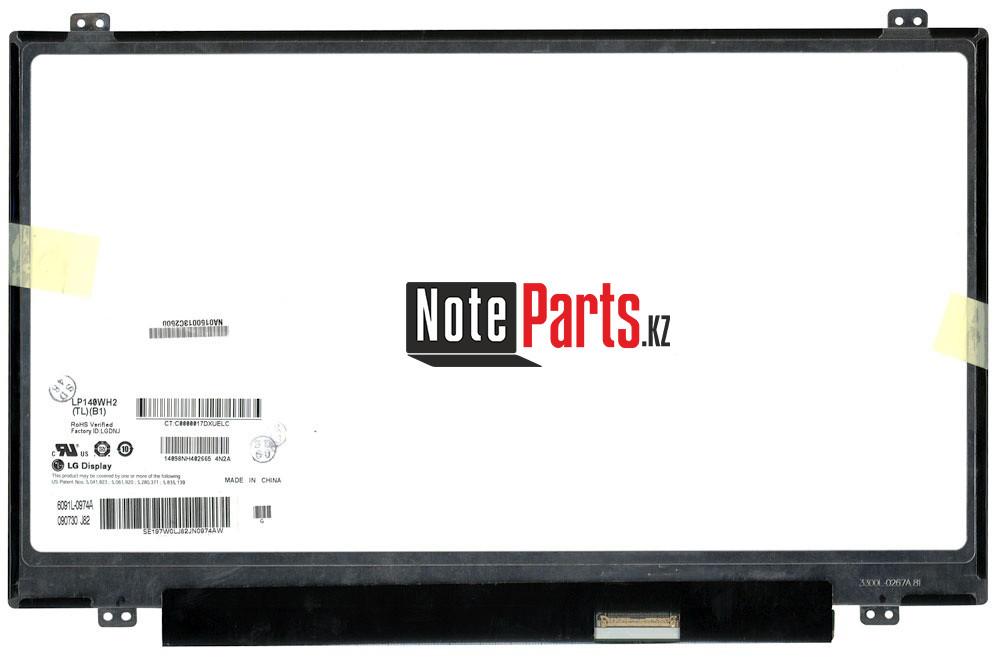 Дисплей для ноутбука  LP140WH2-TLE2 NEW 1366*768 LED 40PIN GLOSSY SLIM