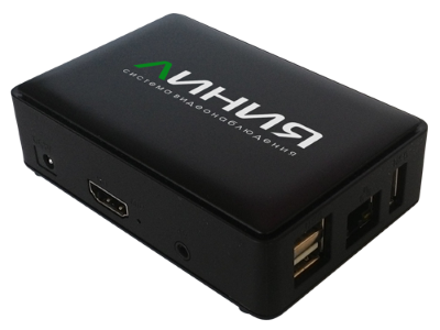 IP-видеорегистратор Линия MicroNVR