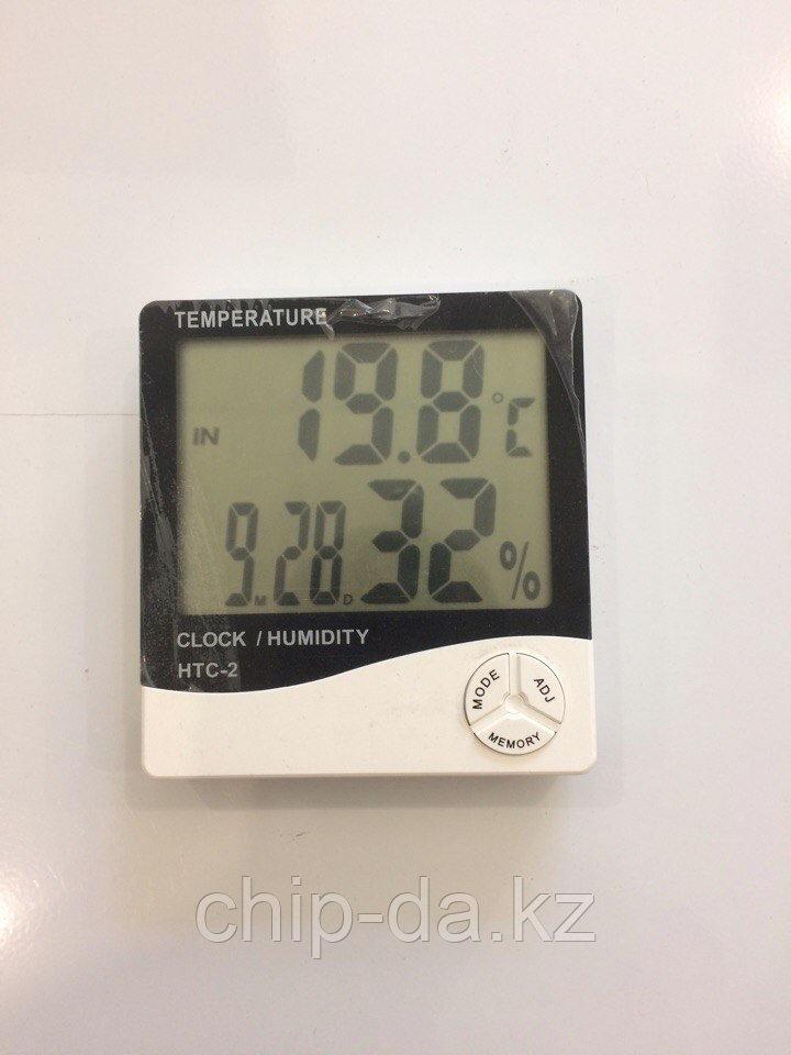 Цифровой термометр/гидрометр HTC-2 с внешним датчиком