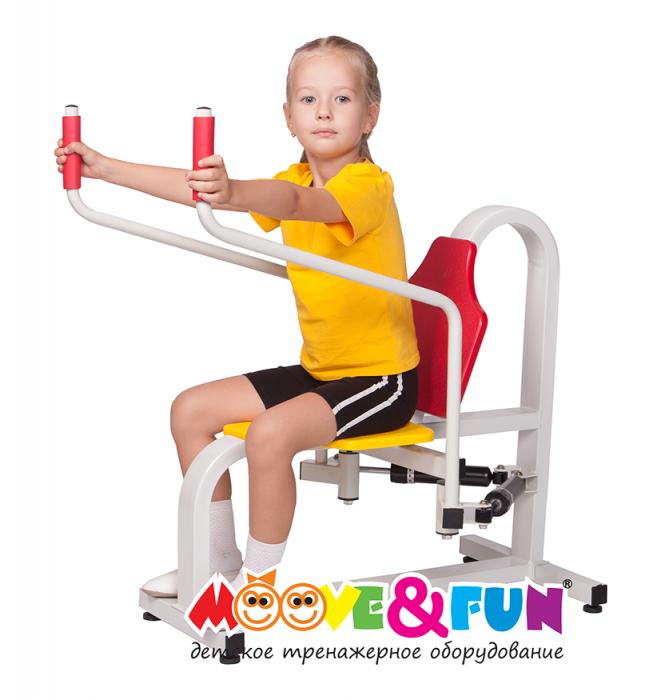 Детский тренажер Баттерфляй 5-8 лет (MF-E05) - фото 3