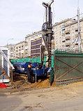 Бурение скважин диаметром 325-425 мм, глубиной до 25 метров под сваи, Устройство буронабивных свай, фото 3