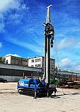 Бурение скважин диаметром 325-425 мм, глубиной до 25 метров под сваи, Устройство буронабивных свай, фото 4