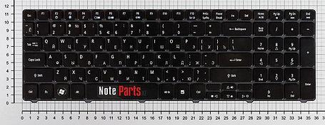 Клавиатура для ноутбука Acer Aspire 5741G (совместима с 5810T), RU, черная, фото 2