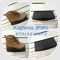 Полка обувная овальная черного цвета на эконом панель