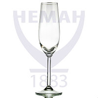 Набор бокалов д/шампанского 8560 СТ 100/2 гладь гор.отр. 180г
