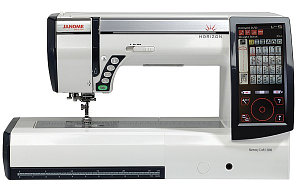 Швейно-вышивальная машина Janome Horizon Memory Craft 12000 (MC 12000)