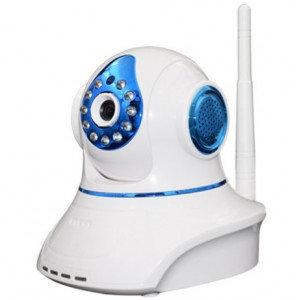 Новинка! IP WIFI камера с функцией сигнализации и поддержкой беспроводных датчиков!