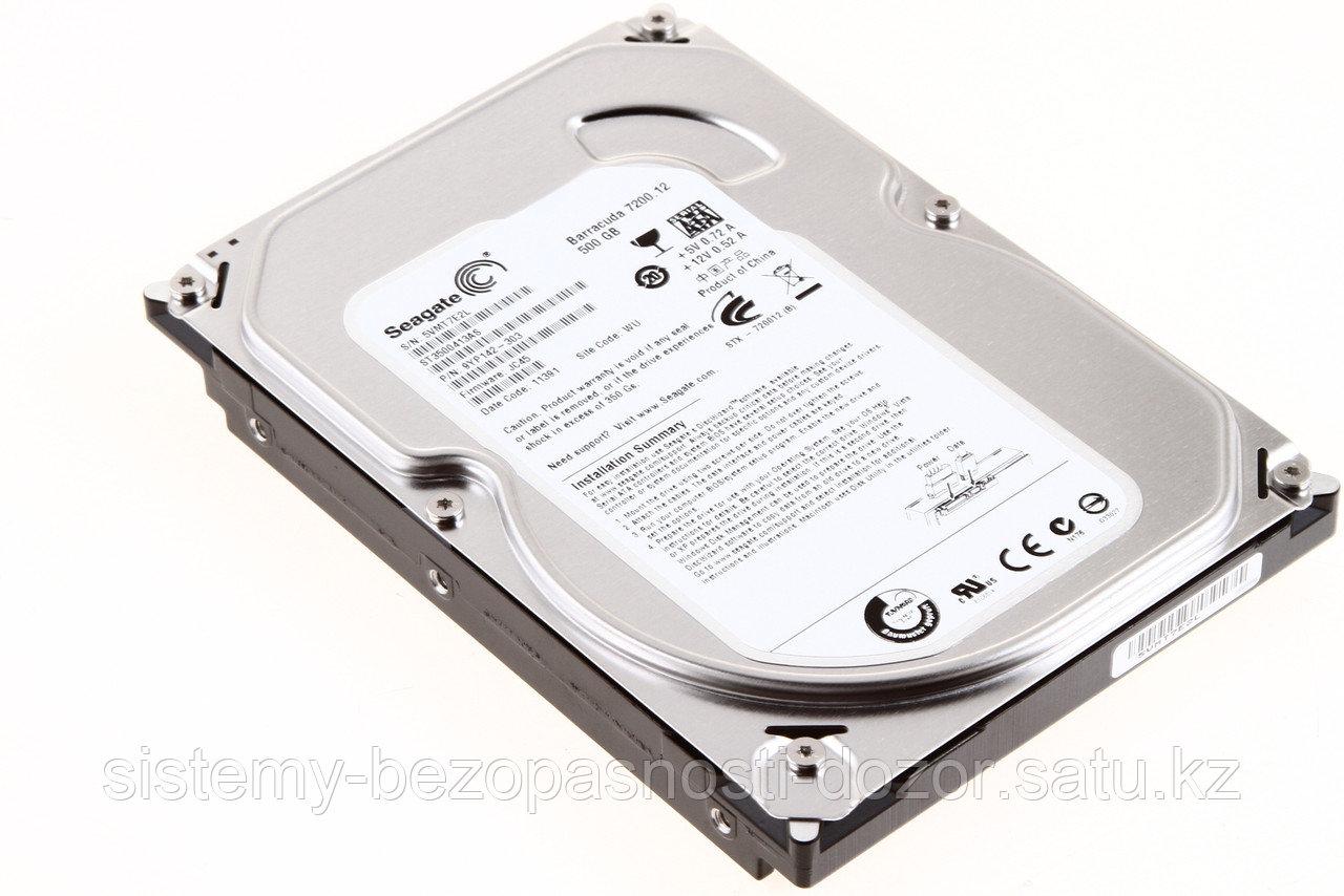 Жесткий диск HDD 500Gb Seagate