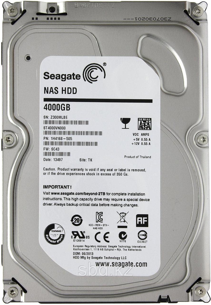 Жесткий диск HDD 4000Gb Seagate