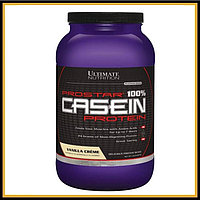Ultimate Nutritition ProStar Casein 908g (ваниль)