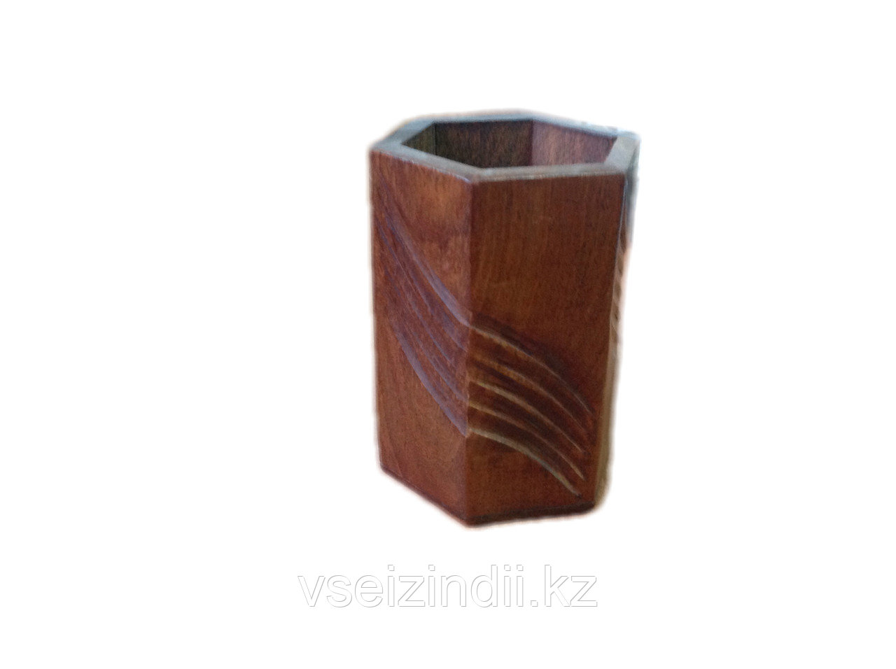 Подстаканник деревянный