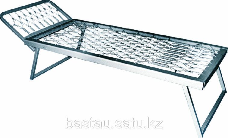 Кровать полевая раскладная металлическая