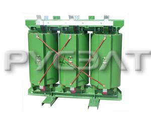 Трехфазный сухой трансформатор с литой изоляцией ТСЛ (ТСГЛ) -125