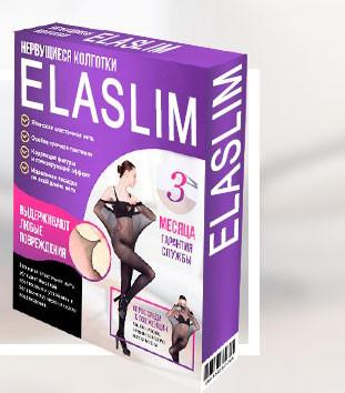 Нервущиеся колготки ElaSlim (ЭлаСлим) - фото 1
