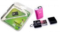 "Считыватель смарт-карт ""SIYOTEAM TF(MiroSD) Mini Card Reader USB 2.0,external  M:SY-T18"""