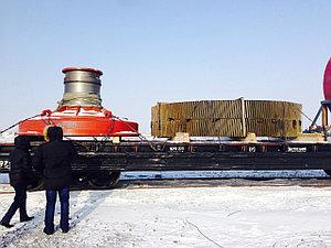 Негабаритные грузоперевозки Китай - Алматы
